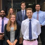 2019 BFIS Interns get off to a great start
