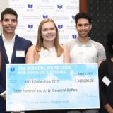 BFIS awards $340,000 in scholarships to 16 students